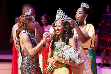 Meron Wudneh Crowned Miss Africa USA 2014